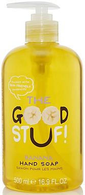 Flüssige Handseife mit Bananenduft - The Good Stuf Hand Wash Banana — Bild N1