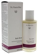 Düfte, Parfümerie und Kosmetik Badeessenz mit Rosenduft - Dr. Hauschka Rose Nurturing Bath Essence