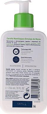 Reinigungs Creme-Gel für Gesicht und Körper mit 3 essentiellen Ceramiden - CeraVe Hydrating Cleanser — Bild N3