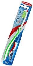 Düfte, Parfümerie und Kosmetik Zahnbürste weich All In One Protection grün-weiß - Aquafresh All In One Protection