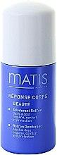 Düfte, Parfümerie und Kosmetik Deo Roll-on - Matis Reponse Corps Roll`on Deo
