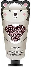 Düfte, Parfümerie und Kosmetik Glättendes Handpeeling mit Kaffeebohnen und Macadamianussöl - Marion Funny Animals Hand Peeling