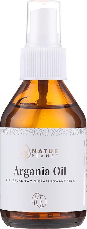 100% Unraffiniertes Arganöl - Natur Planet Argan Oil 100% — Bild N3