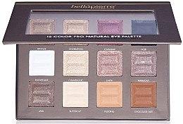 Lidschattenpalette - Bellapierre 12 Colour Pro Natural Eye Palette — Bild N1