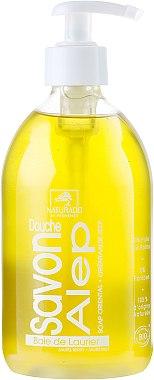 Flüssige Seife mit Lorbeeröl - Naturado Alep Liquid Soap With Laurel — Bild N1