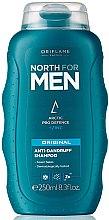 Düfte, Parfümerie und Kosmetik Anti-Schuppen Shampoo - Oriflame North For Men Anti-Dandruff Shampoo