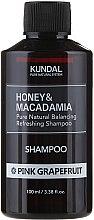 Düfte, Parfümerie und Kosmetik Erfrischendes Shampoo mit rosa Grapefruit - Kundal Honey & Macadamia Pink Grapefruit Shampoo