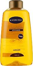 Düfte, Parfümerie und Kosmetik Flüssige Seife mit Argan - Avenida Liquid Soap