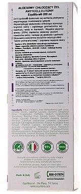 Anti-Cellulite Körperpergel mit Aloe - Equilibra Special Body Care Line Aloe Crio-Gel Cellulite — Bild N6