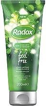 Düfte, Parfümerie und Kosmetik Duschgel mit grünem Tee und Kokoswasser - Radox 12H Scent Touch Feel Free Body Wash