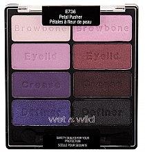 Düfte, Parfümerie und Kosmetik Lidschattenpalette - Wet N Wild Color Icon Palette