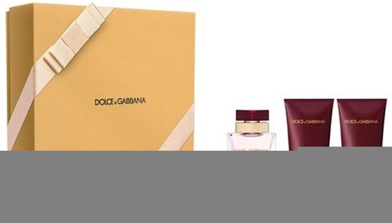 Dolce & Gabbana Pour Femme - Duftset (Eau de Parfum 100ml + Körperlotion 100ml + Duschgel 100ml)