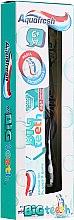 Düfte, Parfümerie und Kosmetik Mundpflegeset für Kinder - Aquafresh My Big Teeth (Zahnpasta 50ml + Schwarz-weiße Zahnbürste 6+ Jahre 1St.)