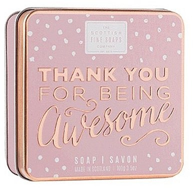 Parfümierte Körperseife - Scottish Fine Soaps Thank You for Being Awesome Soap — Bild N1