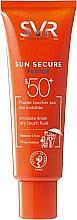 Düfte, Parfümerie und Kosmetik Sonnenschutzfluid für das Gesicht SPF 50+ - SVR Sun Secure Dry Touch Fluid SPF 50