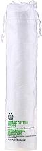 Düfte, Parfümerie und Kosmetik Kosmetische Wattepads aus Bio Baumwolle 100 St. - The Body Shop Organic Cotton Rounds