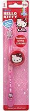 Düfte, Parfümerie und Kosmetik Kinderzahnbürste weich Hello Kitty rosa - VitalCare Hello Kitty