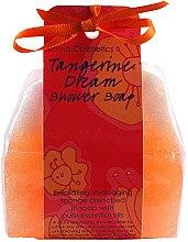 Düfte, Parfümerie und Kosmetik Handgemachte Naturseife Exotic Tangerine - Bomb Cosmetics Tangerine Dream Shower Soap