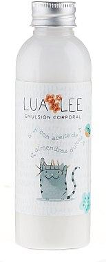 Lua&Lee Eau de Cologne Kids - Kinderset (Eau de Cologne 250ml + Emulsion 250ml + Flussigseife 50ml + Badeschwamm) — Bild N6