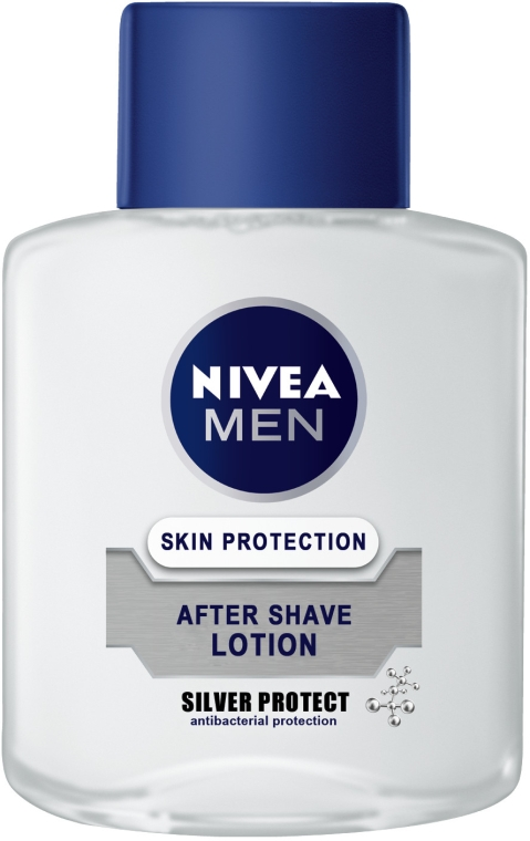 After Shave Lotion Silberschutz - Nivea For Men Silver Protect After Shave Lotion — Bild N1