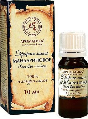 """Ätherisches Öl """"Mandarine"""" - Aromatika — Bild N1"""
