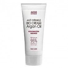Düfte, Parfümerie und Kosmetik Anti-Falten Bio Gersichtscreme mit Arganöl - Avebio Anti Wrinkle Bio Cream Argan Oil