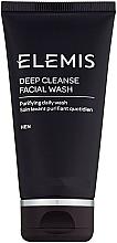 Düfte, Parfümerie und Kosmetik Tiefenreinigendes und erfrischendes Gesichtsgel - Elemis Men Deep Cleanse Facial Wash