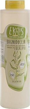 Duschgel mit Eukalyptus - Ekos Personal Care Eucalyptus Bath & Shower Foam — Bild N1