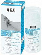 Düfte, Parfümerie und Kosmetik Sonnenschutzende Körperlotion, duftlos SPF 50 - Eco Cosmetics Sun Lotion SPF 50