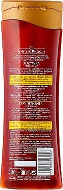 Haarspülung - Joanna Egg Yolk & Castar Oil Conditioner — Bild N2