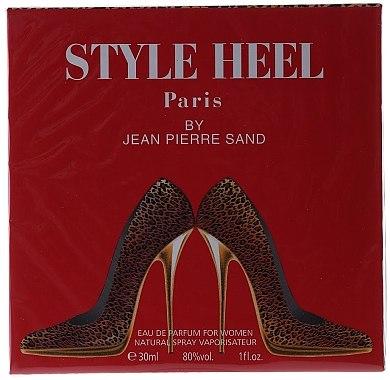 Jean-Pierre Sand Style Heel Paris - Eau de Parfum  — Bild N1