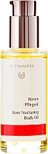 Pflegendes Rosenöl für den Körper - Dr. Hauschka Rose Nurturing Body Oil — Bild N2