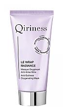Düfte, Parfümerie und Kosmetik Feuchtigkeitsspendende Gesichtsmaske gegen Ermüdungserscheinungen - Qiriness Anti-Dullness Oxygenating Mask