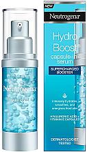 Düfte, Parfümerie und Kosmetik Intensiv feuchtigkeitsspendender Gesichtsbooster mit Hyaluronsäure und Vitamin E - Neutrogena Hydro Boost Supercharged Booster