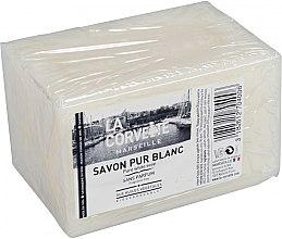 Düfte, Parfümerie und Kosmetik Marseiller Seife duftfrei - La Corvette Marseille Savon Pur Blan