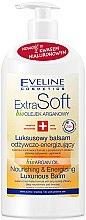 Düfte, Parfümerie und Kosmetik Körperbalsam mit Arganöl - Eveline Cosmetics Extra Soft Luxurious Body Balm