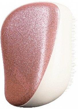 Kompakte Haarbürste - Tangle Teezer Compact Styler Glitter Rose — Bild N4