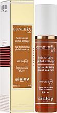 Düfte, Parfümerie und Kosmetik Anti-Aging Sonnenschutzcreme für das Gesicht SPF 30 - Sisley Sunleya G.E. SPF 30