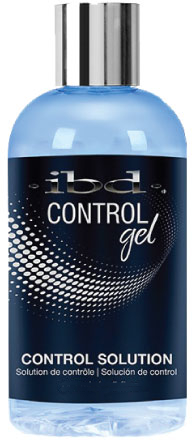 Hartgel für künstliche Nägel - IBD Control Solution — Bild N1