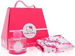 Düfte, Parfümerie und Kosmetik Koto Parfums Hello Kitty - Duftset (Eau de Toilette 100ml + Handtuch)