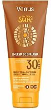 Düfte, Parfümerie und Kosmetik Sonnenschutzlotion für den Körper SPF 30 - Venus Golden Sun Lotion SPF 30