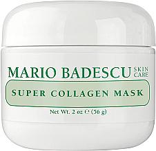 Düfte, Parfümerie und Kosmetik Anti-Aging Kollagen-Maske - Mario Badescu Super Collagen Mask