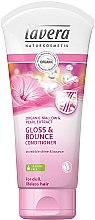 Düfte, Parfümerie und Kosmetik Haarspülung für glanzloses Haar - Lavera Gloss & Bounce Conditioner