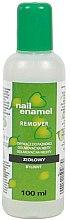 Düfte, Parfümerie und Kosmetik Nagellackentferner mit Kräuter - Venita Herbal Green Nail Enamel Remover