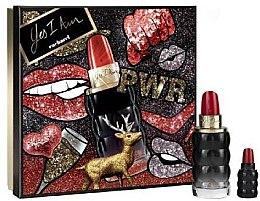 Düfte, Parfümerie und Kosmetik Cacharel Yes I Am - Duftset (Eau de Parfum 50ml+Eau de Parfum 5ml)