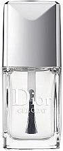 Düfte, Parfümerie und Kosmetik Langanhaltender Nagelüberlack mit Gel-Glanz-Effekt - Dior Gel Coat