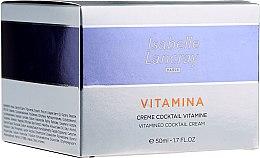 Reichhaltige Multivitamincreme - Isabelle Lancray Vitamina Vitamined Coctail Cream — Bild N1