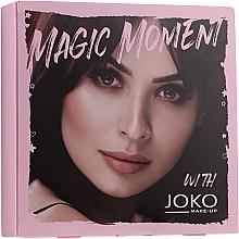 Düfte, Parfümerie und Kosmetik Make-up Set (Lidschatten 7g + Nagellack 10ml + Mascara 9ml) - Joko Makeup Magic Moment