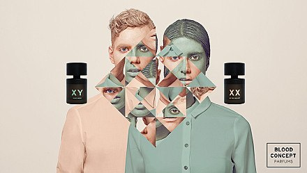 Blood Concept XY Nude Wood - Parfüm — Bild N3