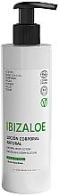 Düfte, Parfümerie und Kosmetik Natürliche Körperlotion für empfindliche Haut mit Aloe Vera - Ibizaloe Natural Aloe Vera Body Lotion